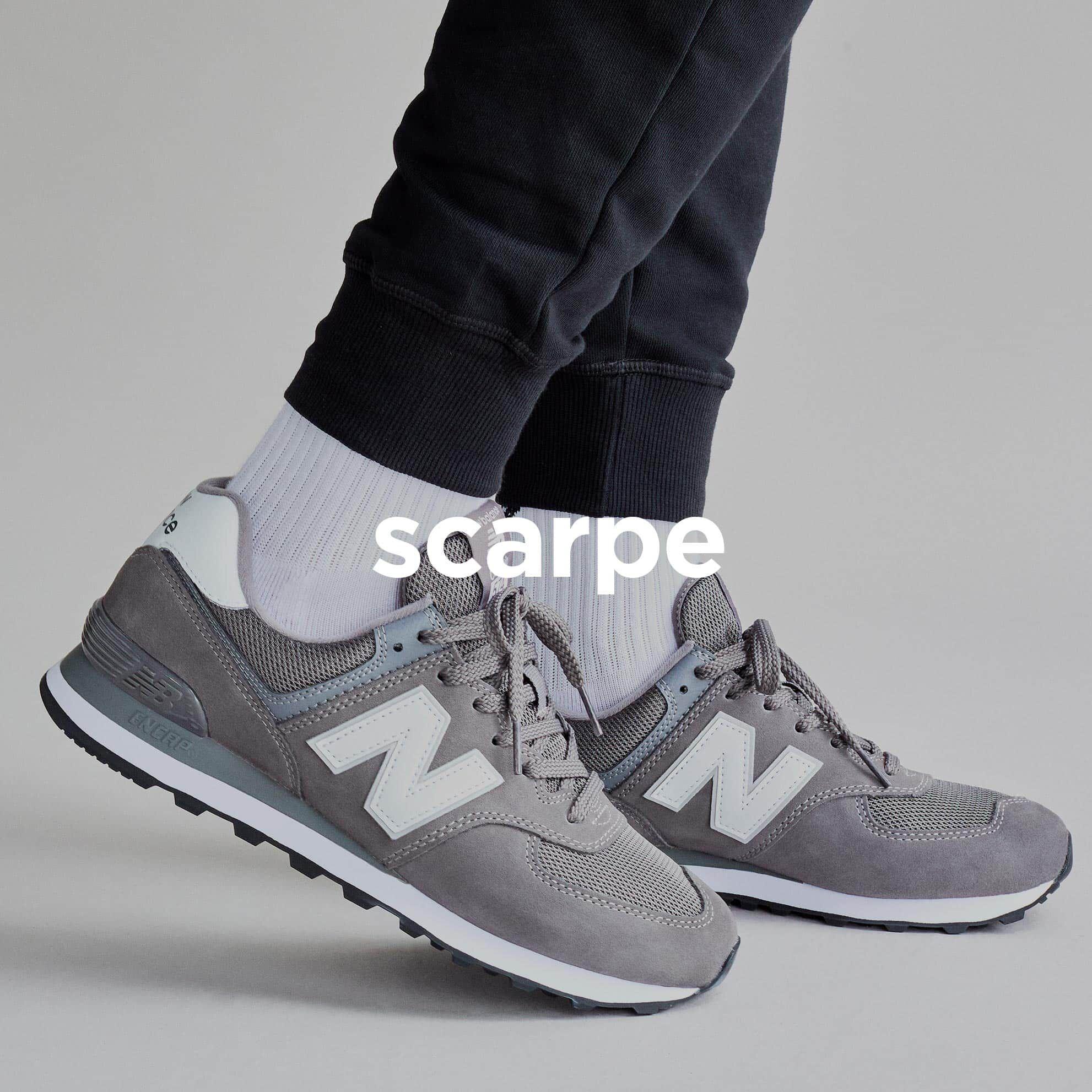 Scarpe e Abbigliamento Uomo - New Balance